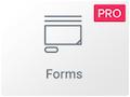 Widget para crear formularios en Elementor Pro