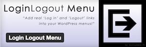 plugin para poner menú de acceso en WordPress
