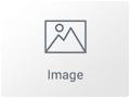 Icono del Widget de imagen en Elementor