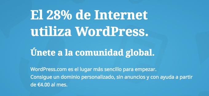 wordpress.com de automattic